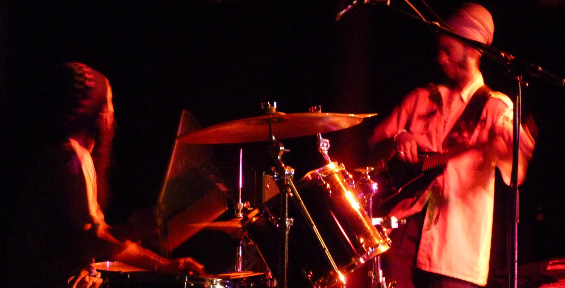 NONO & JAHO- Live - 21/06/2011
