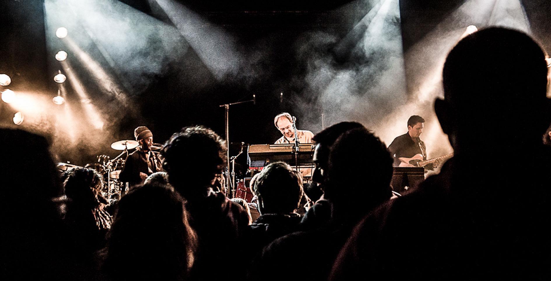 Roots Connection- Live La Batterie de Guyancourt 05/04/2013