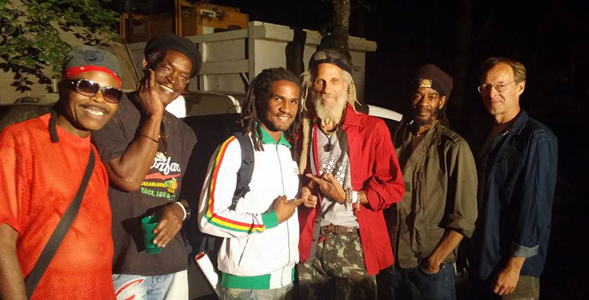 CEDRIC MYTHON & Roots Connection - Soulosse 2015