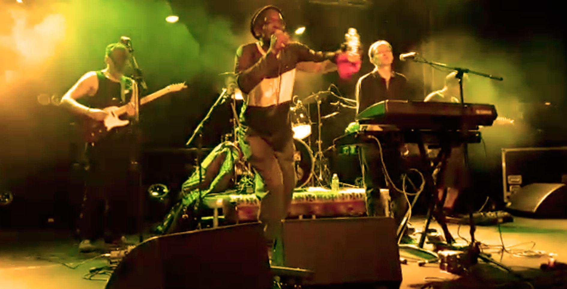 Roots Connection live La Biscuiterie - 21 juin CHATEAU-THIERRY